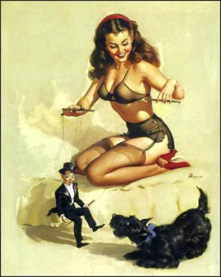 Gil-Elvgreen-Good-Girl-Pin-Up-Art-11