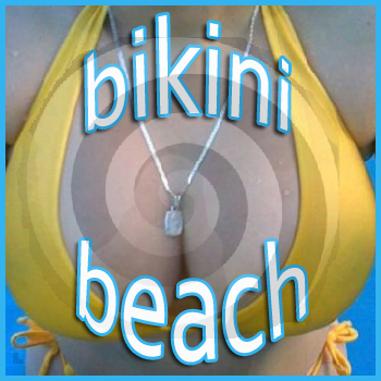 With you bikini beach mind control brilliant
